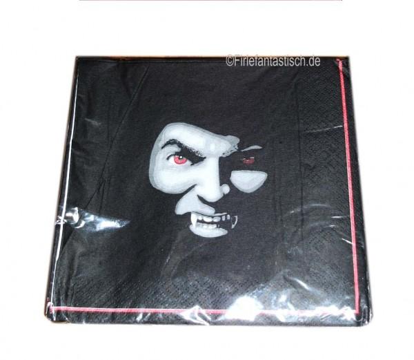 Vampir-Servietten