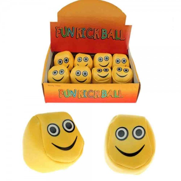 Jonglierball Smiley