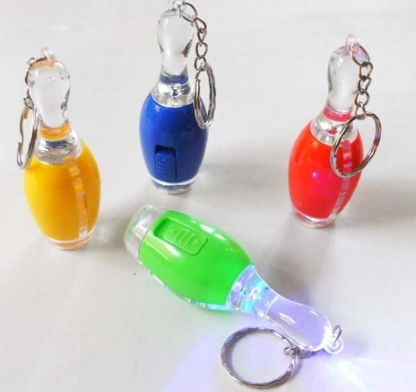 Kegel Taschenlampe als Mitgebsel für den Kindergeburtstag