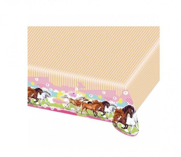 Charming Horses Tischdecke