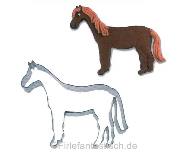 Keksausstecher Pferd