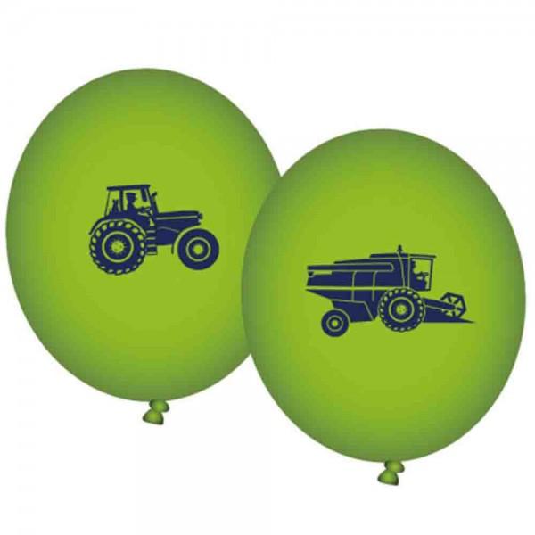 Isis Bauernhof-Ballons 8St.