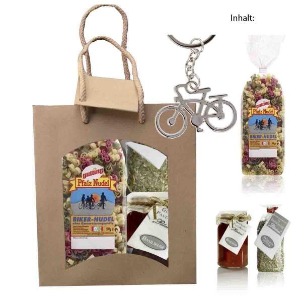 Geschenkset Fahrrad