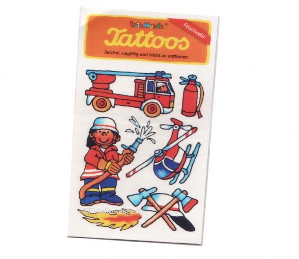 Feuerwehr-Tattoo