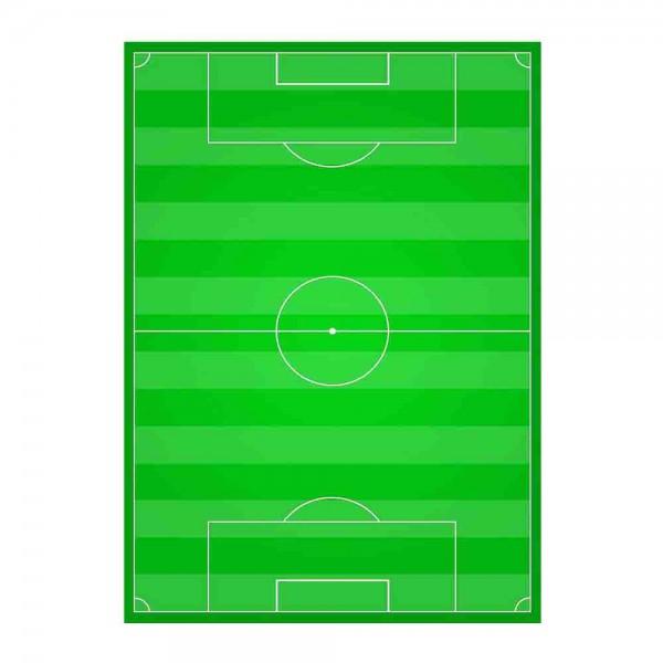 Tortenaufleger Fußballfeld