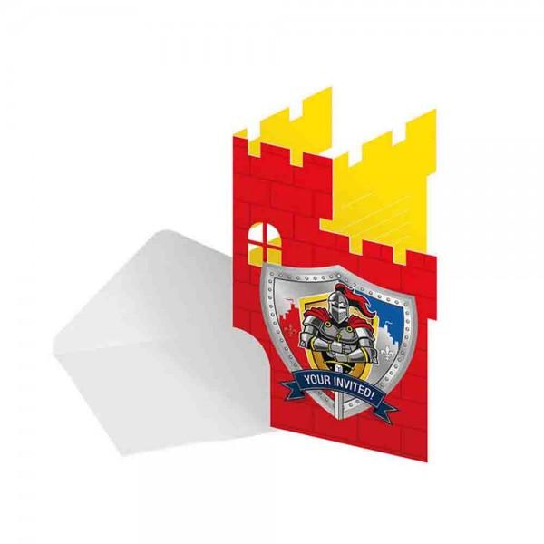 Ritterschild Einladungen