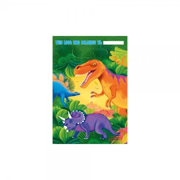Partytüten für den Kindergeburtstag Dinosaurier