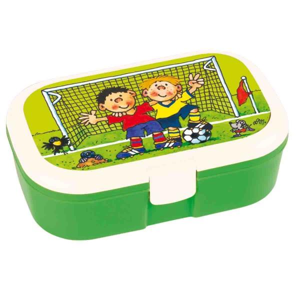 Praktische Fußball Lunchbox