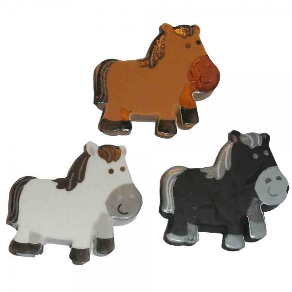 Pferde Radiergummi - schönes Mitgebsel auf der Pferdeparty