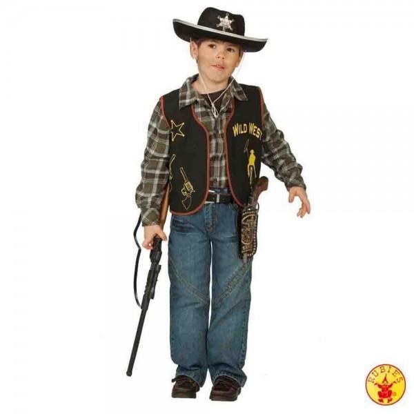 Cowboy-Weste Tigerprint