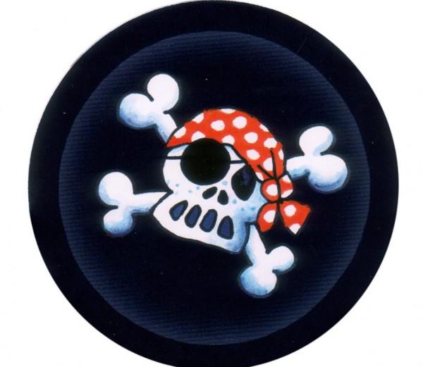 Piratenparty-Teller