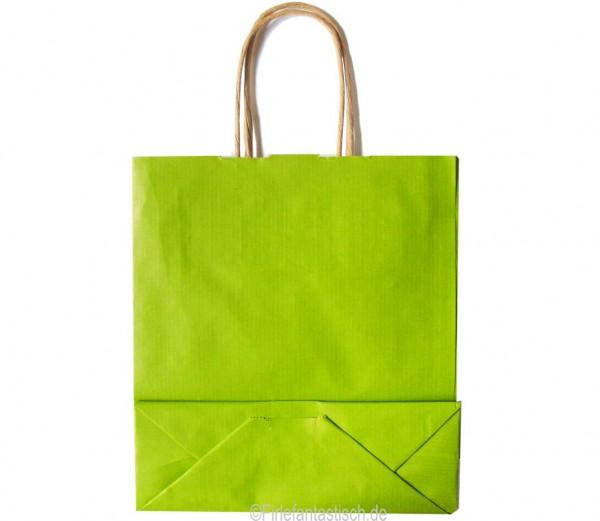 Papiertasche Grün