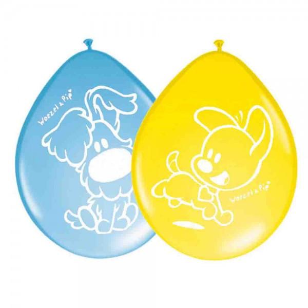 Hunde-Ballons Woezel