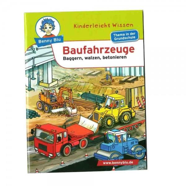 Wissensbuch-Baufahrzeuge