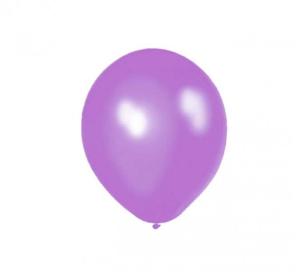 Ballons Lila