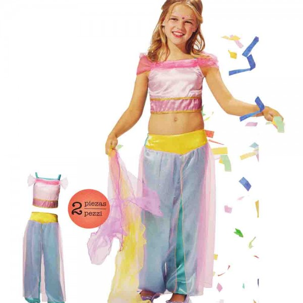 Kostüm Bauchtänzerin 2tlg.