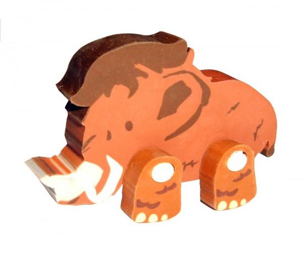 Mammut-Radiergummi