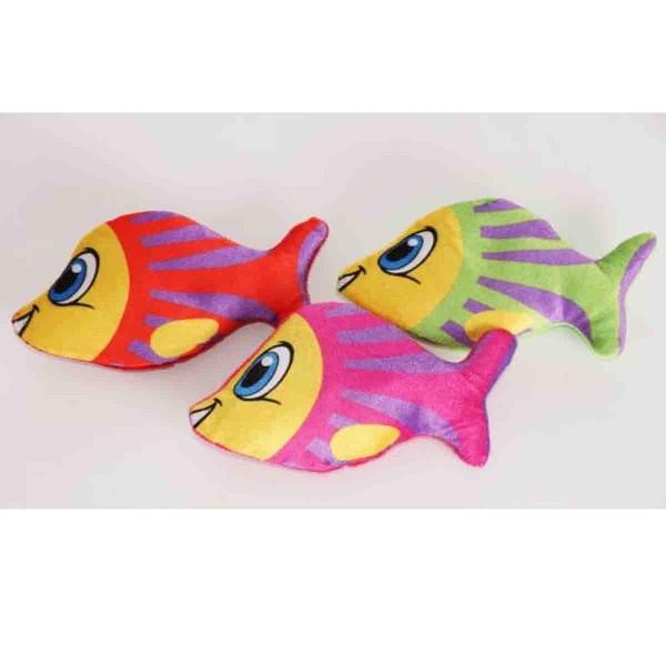 Plüsch-Fisch 18cm