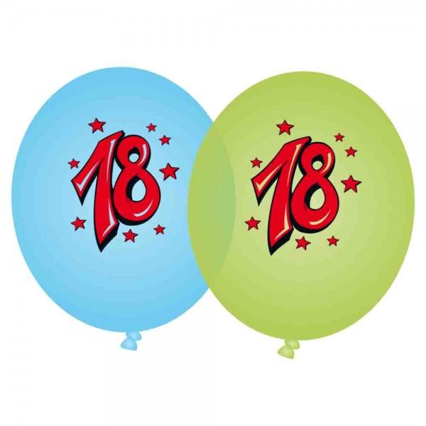Ballons Crazy 18