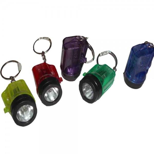 Minitaschenlampe für den Detektiv-Geburtstag