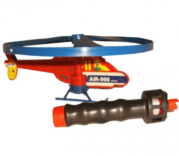 Abschieß-Hubschrauber