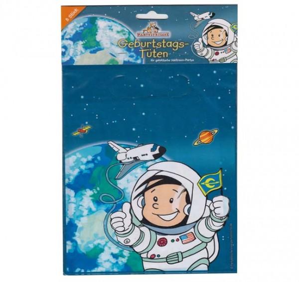 Geburtstagstüten Astronaut Flo