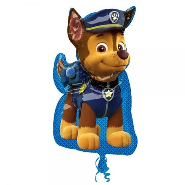 Paw Patrol als Folienballon.