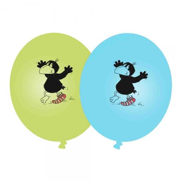 Der kleine Rabe Socke Ballons