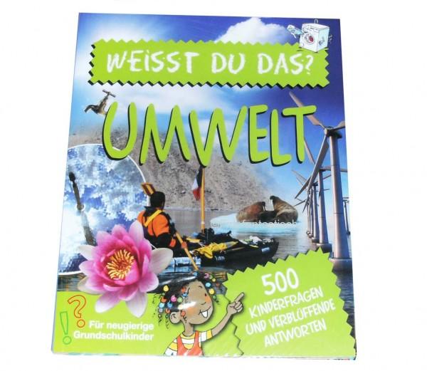 Wissensbuch Umwelt - Was weißt Du ?