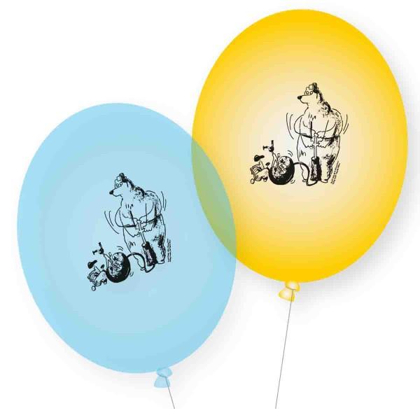 Süße Ballons zum Thema Die Maus