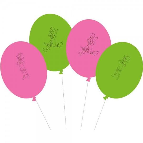 Bibi Blocksberg Luftballons