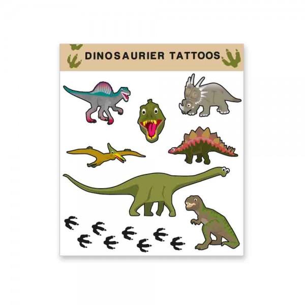 Dinosaurier Tattooes die lange halten.
