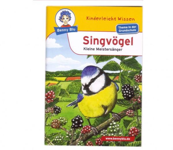 Wissensbuch-Singvögel