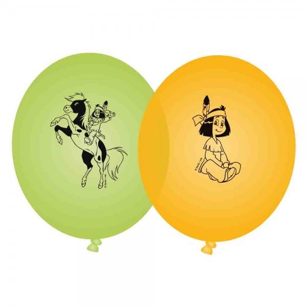 Yakari Ballons