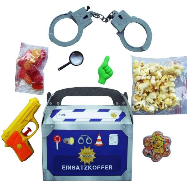 Wundertütenbox Polizei 8-tlg.