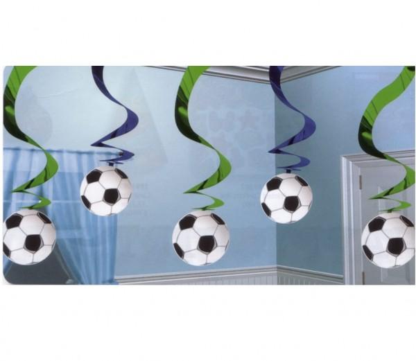 Tolle Dekoration für die Fußballparty
