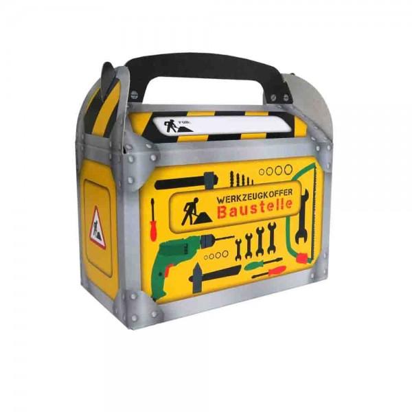 Baustelle-Geschenkbox 6St.