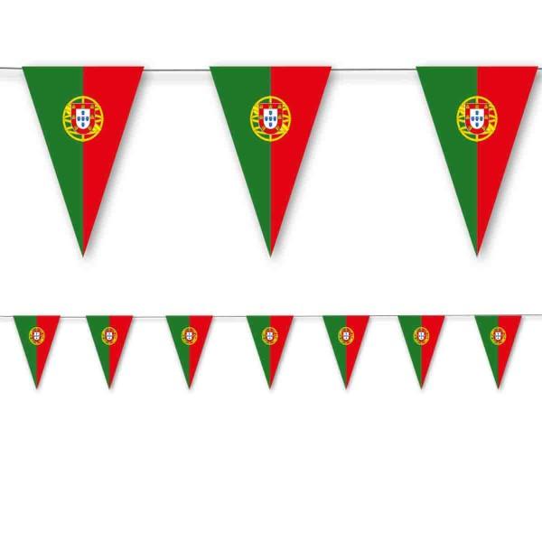 Dekoration Portugal Party
