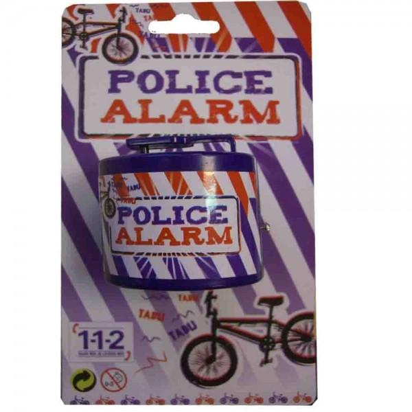 Polizei-Alarm für das Fahrrad