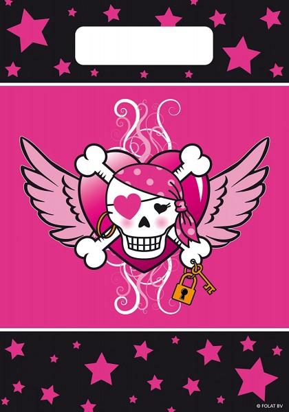 Geschenktüten Piraten-Girls