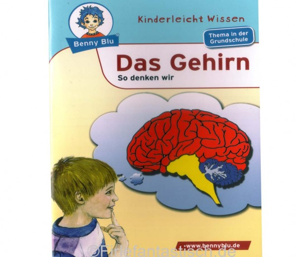 Wissensbuch-Das Gehirn