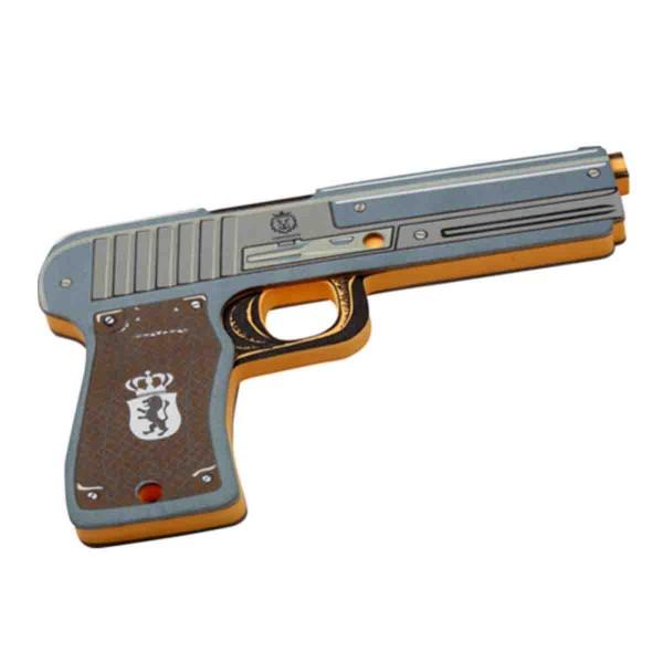 Polizei-Pistole Softmaterial