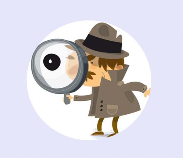 Tortenaufleger Geheimagent
