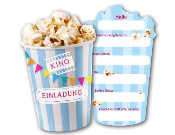 Kino Einladung 6St.