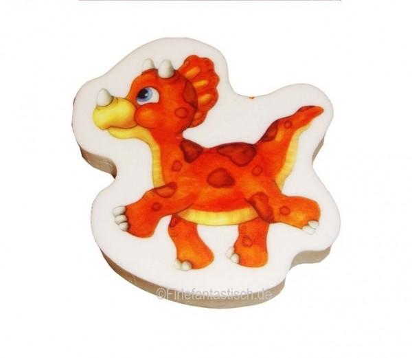 Süße Dino-Radiergummi