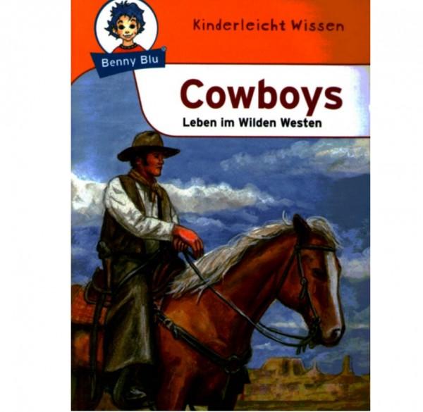 Wissensbuch-Cowboy