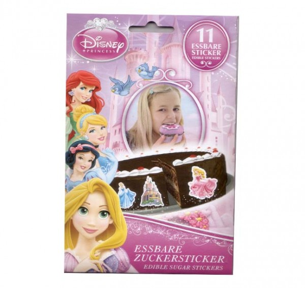 Tolle Verschönerung für den Prinzessin-Kuchen