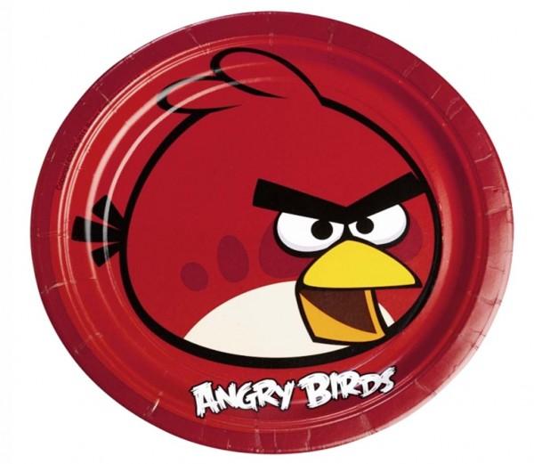 Angry Birds Teller 23cm