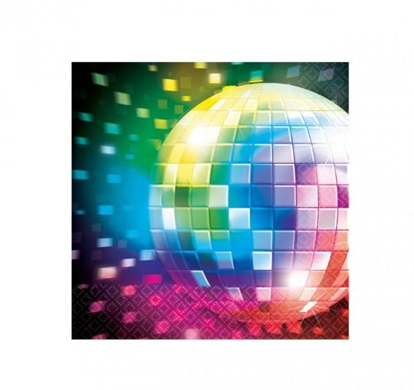 Disco-Servietten