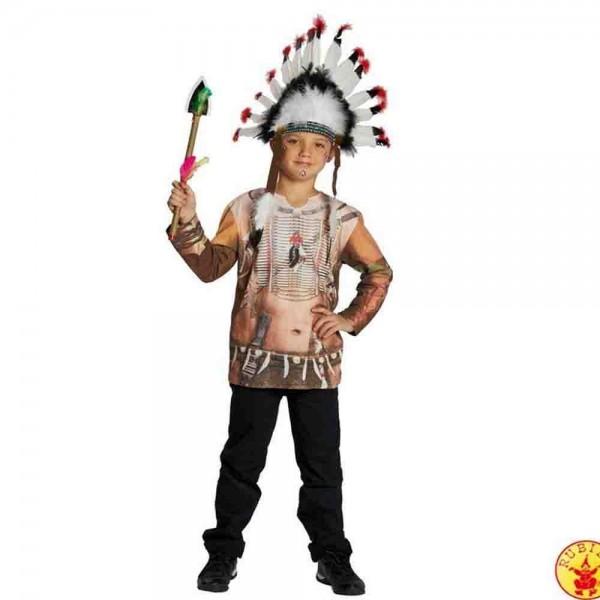 Indianer Shirt - Größe wählen